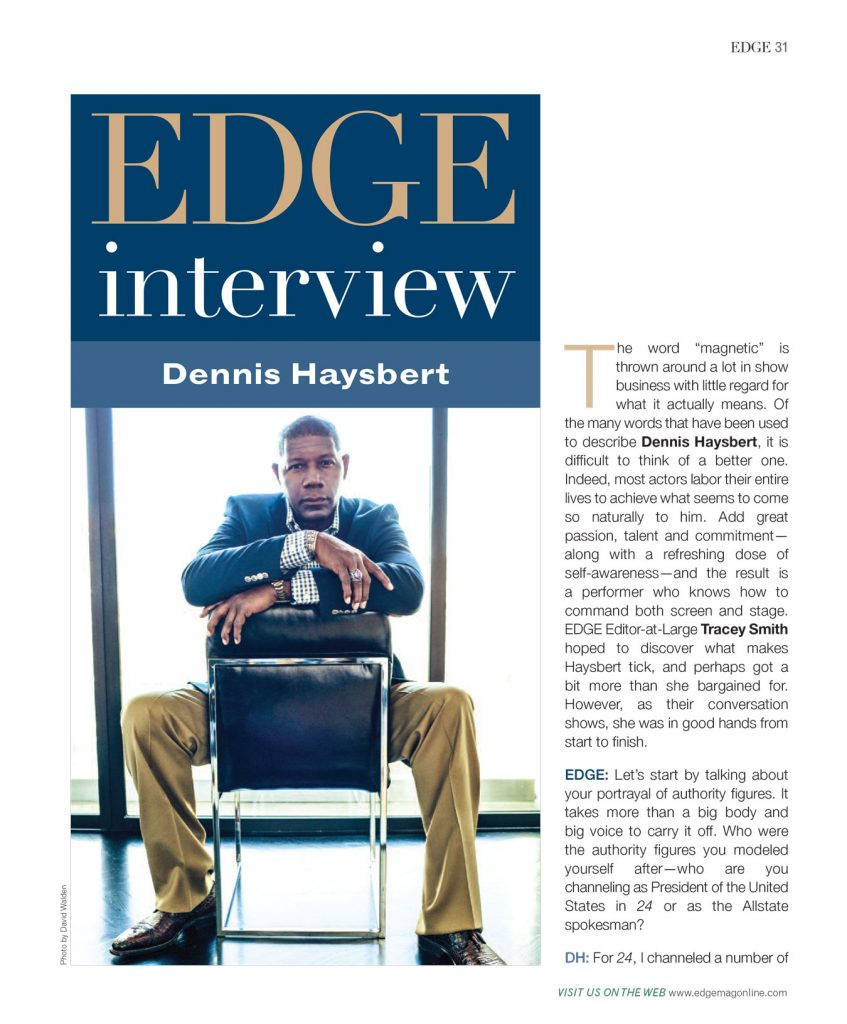 Dennis Haysbert