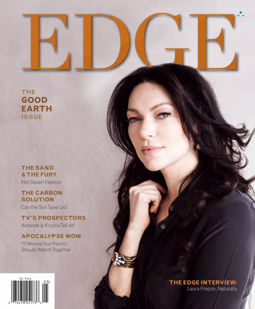 The Good Earth Issue