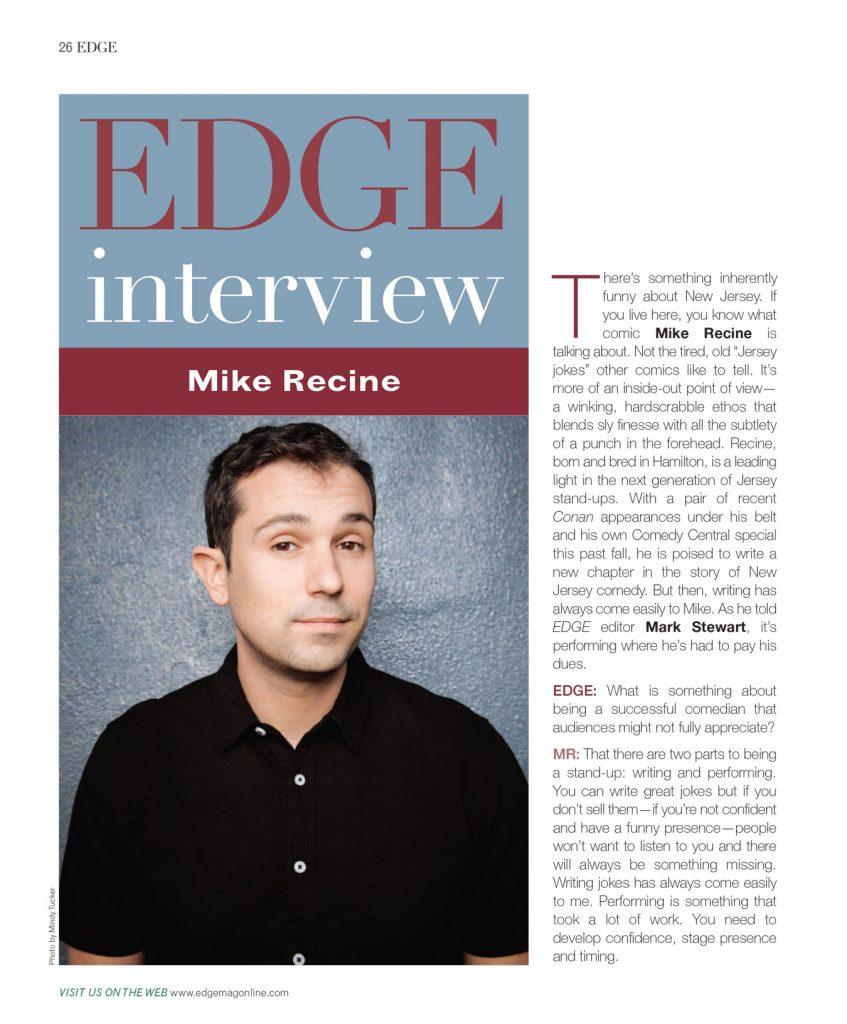 Mike Recine