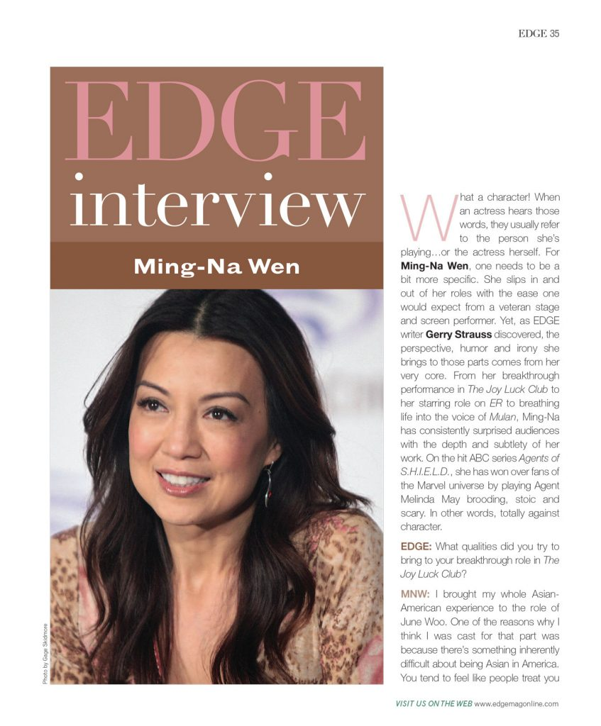 Ming-Na Wen