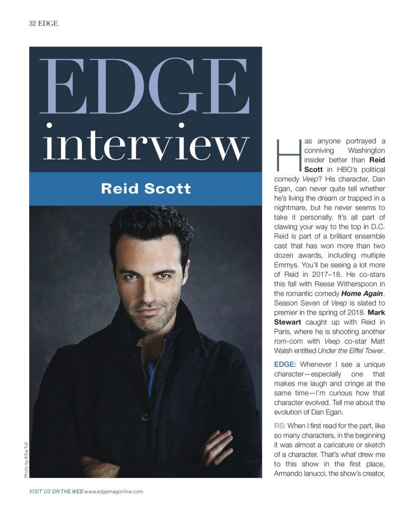 Reid Scott