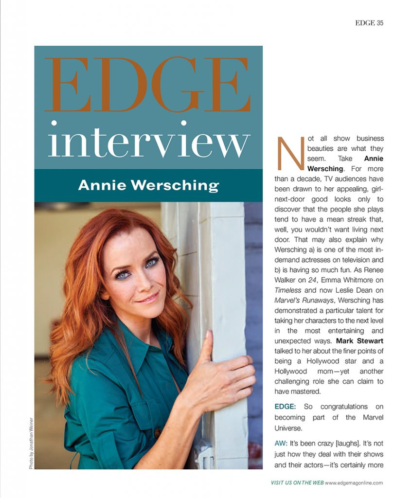 Anne Wersching