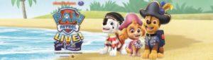 Paw Patrol Live- The Great Pirate Adventure