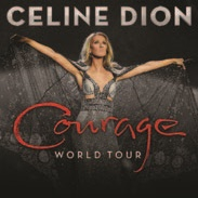 Celine Dion- Courage World Tour