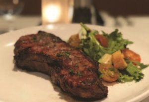Ursino Steakhouse & Tavern • House Carved 16oz New York Strip Steak