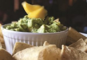 The Famished Frog • Mango Guac