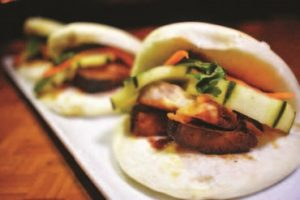 Arirang Hibachi Steakhouse • Pork Belly Bao Buns