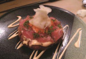Daimatsu • Sushi Pizza