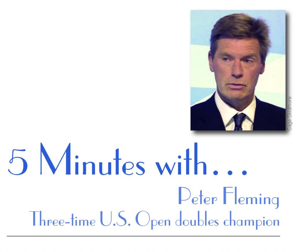 5 Minutes with… Peter Fleming
